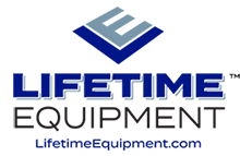Lifetime Equipment Logo