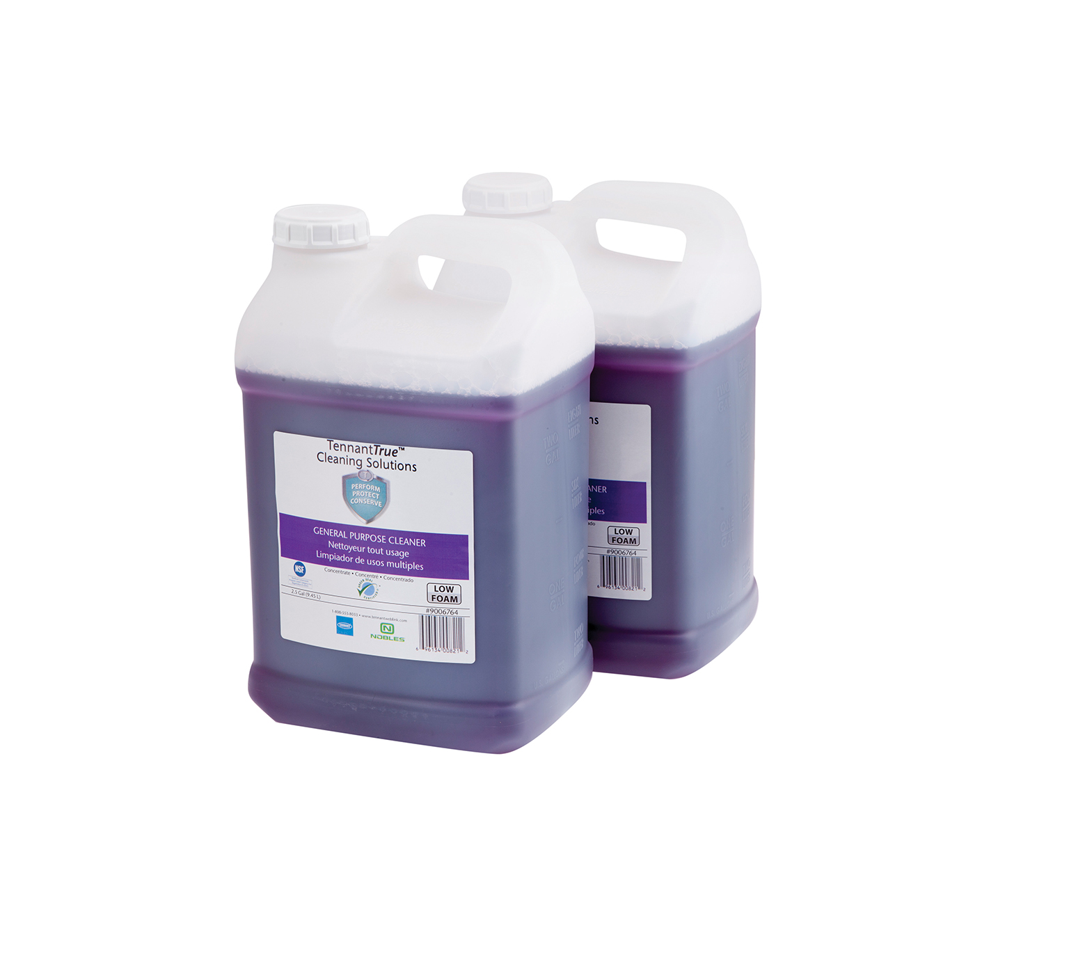 Tennant Purple Neutral Purpose Cleaner 2 x 2.5 gallon