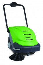 ipc eagle smartvac 464e 24 inch floor sweeper battery operated 01
