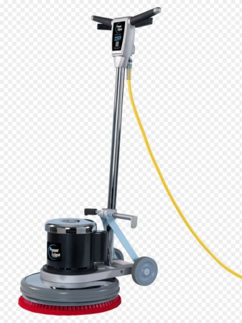 20 Inch Floor Cleaner Buffer - Low Speed Swing