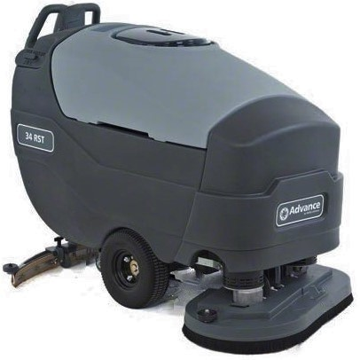 Advance 34 RST Walk Behind Floor Scrubber 34 Inch