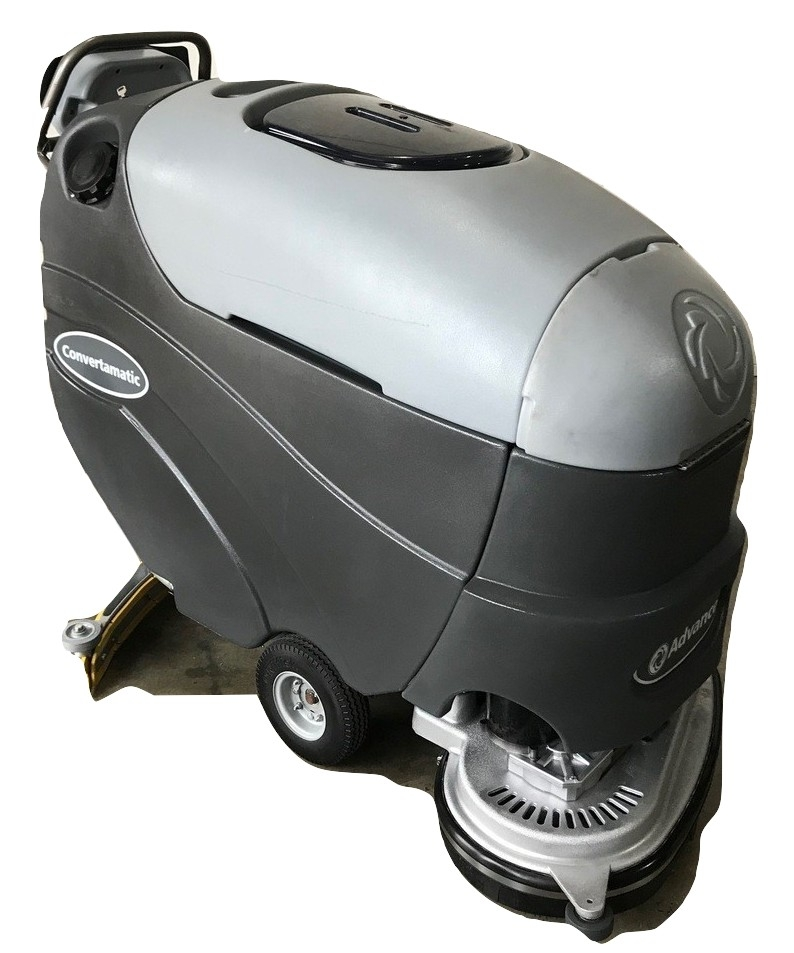 Advance Convertamatic 26 Inch Auto Floor Scrubber