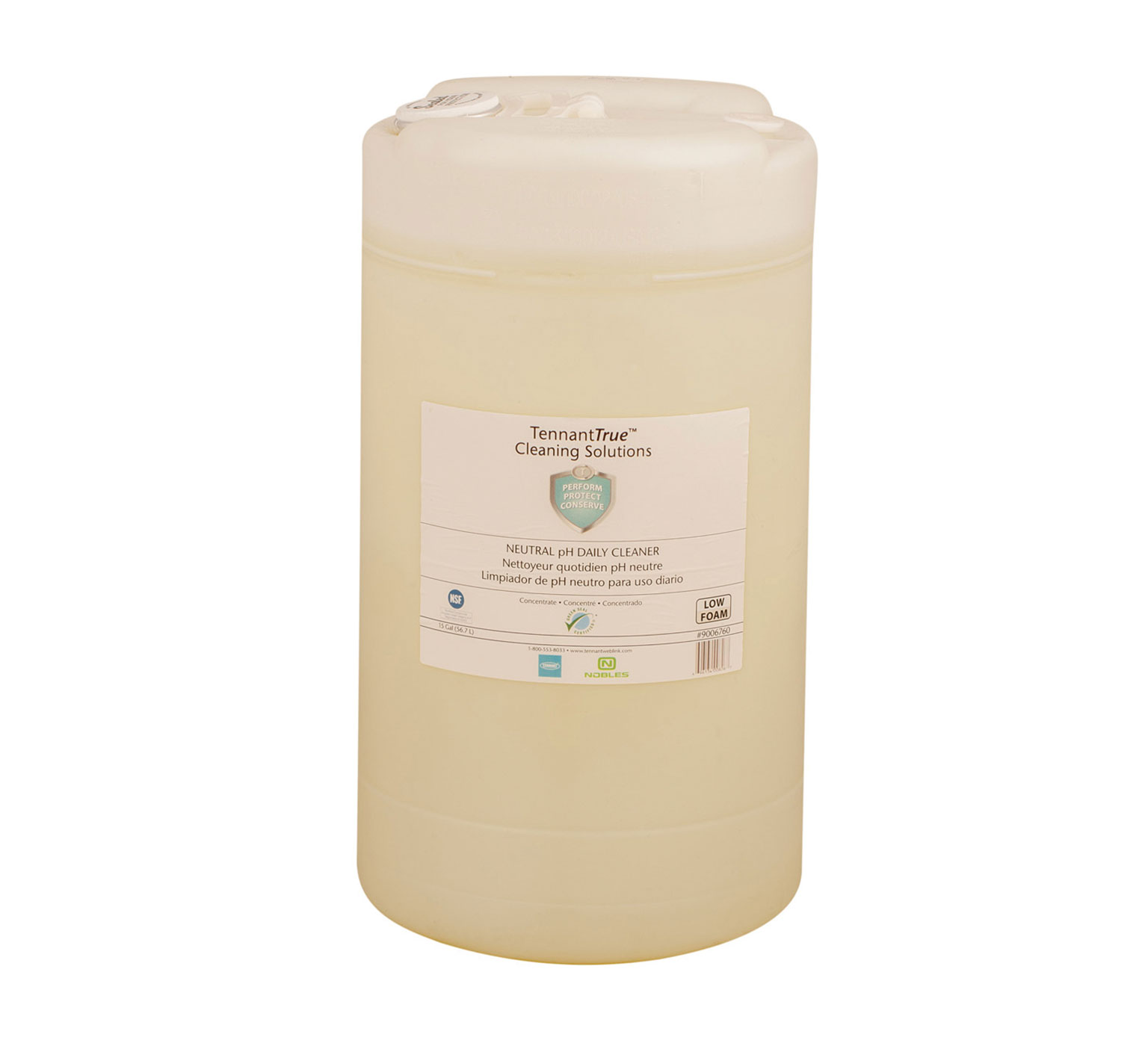 Tennant Clear Neutral pH Daily Cleaner 15 Gallon 9006760