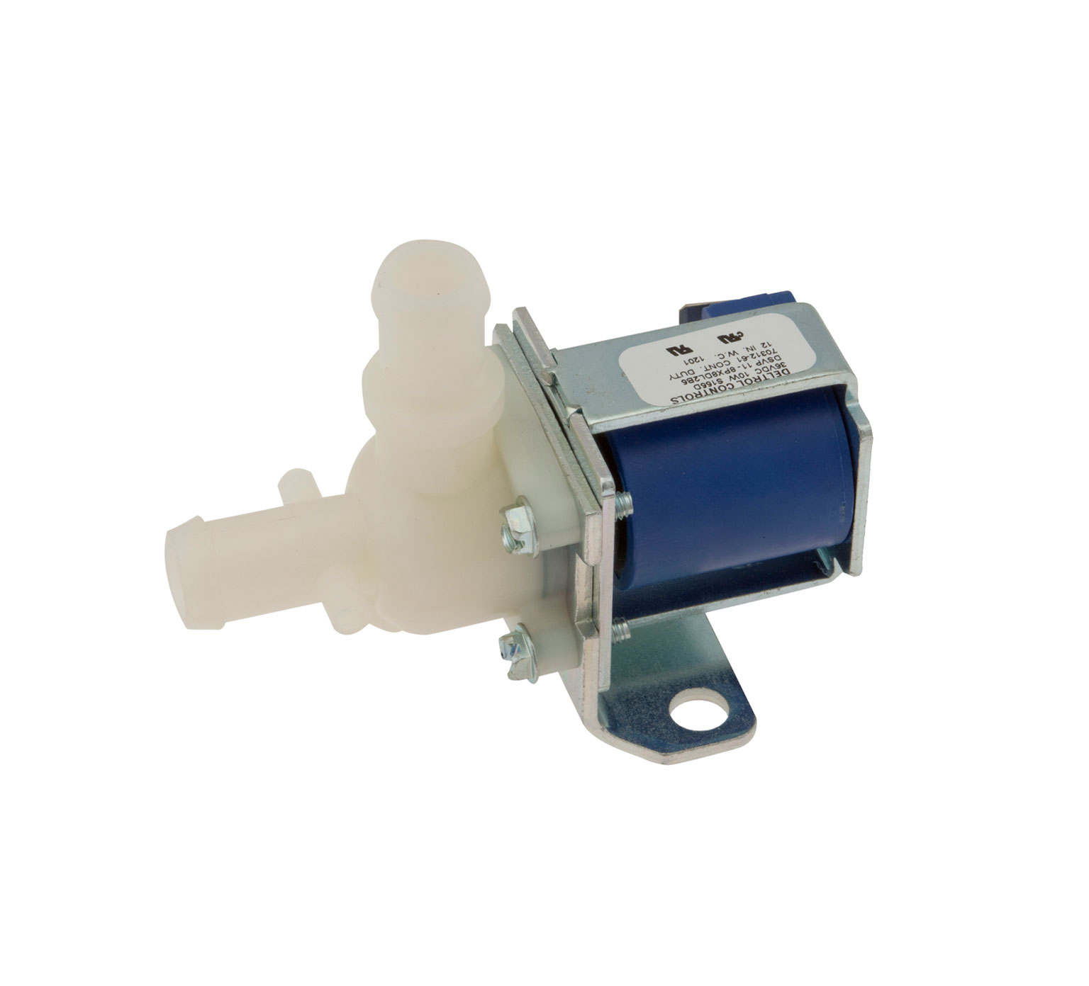 Solution Valve - 36 Volt Fixed - Replaces Tennant 222113