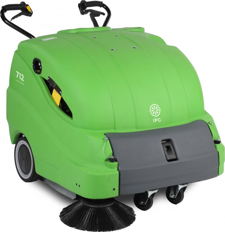 IPC Eagle 712 Walk Behind Vacuum Sweeper 712ET145