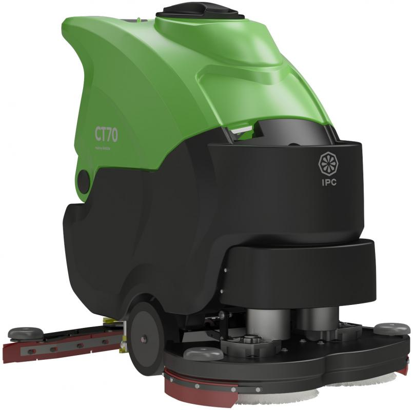 IPC Eagle CT70BT70 Floor Scrubber 28 Inch Traction Drive