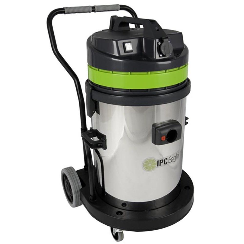 IPC Eagle 17 Gallon Wet Dry Vacuum 2 Motor With Accessories S6429S