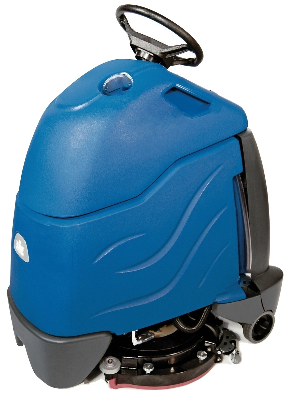 Windsor Chariot iScrub CSC20 20 Inch Stand On Floor Scrubber
