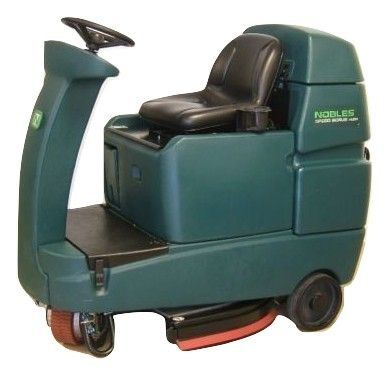 Nobles Speed Scrub Rider 32 Disk Floor Scrubber