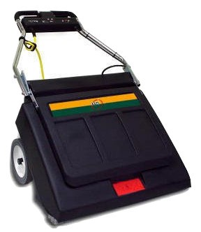 NSS Pacer 30 Floor Sweeper Commercial Wide Area Vac