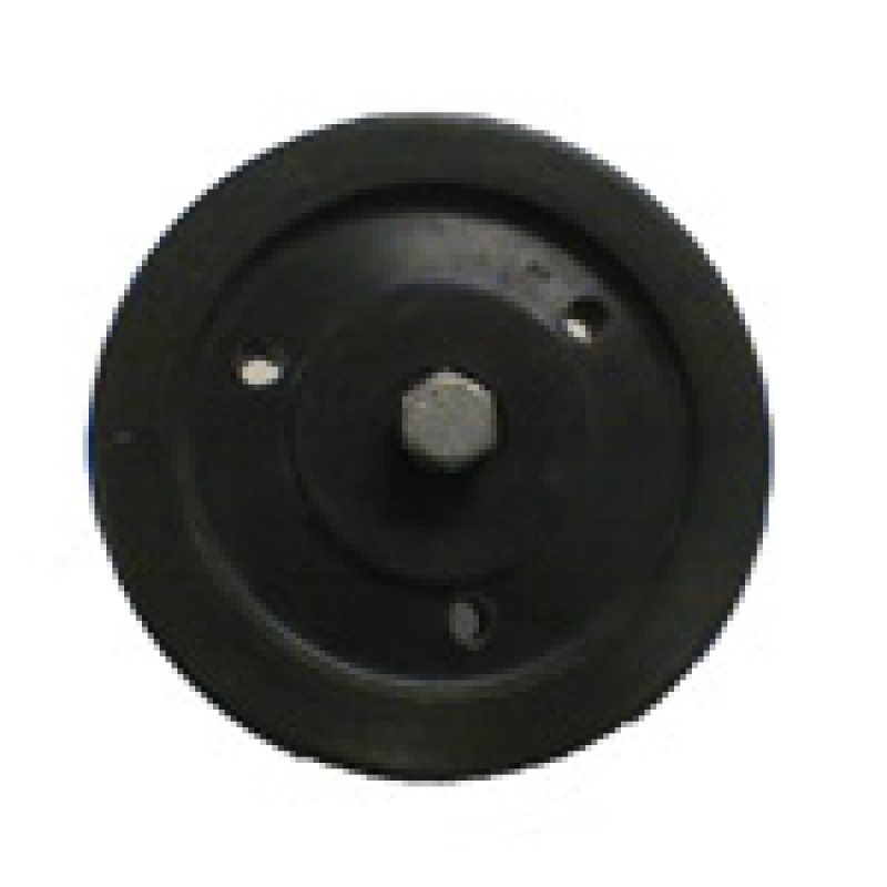 Wheel 6'' x 1'' Black Nilfisk 052218