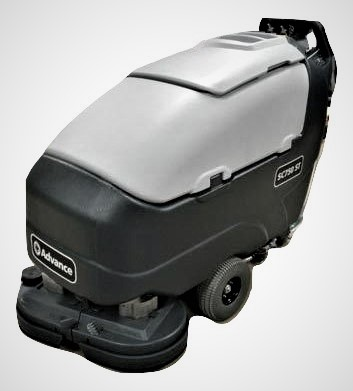 Nilfisk Advance SC750 26 Inch Floor Scrubber