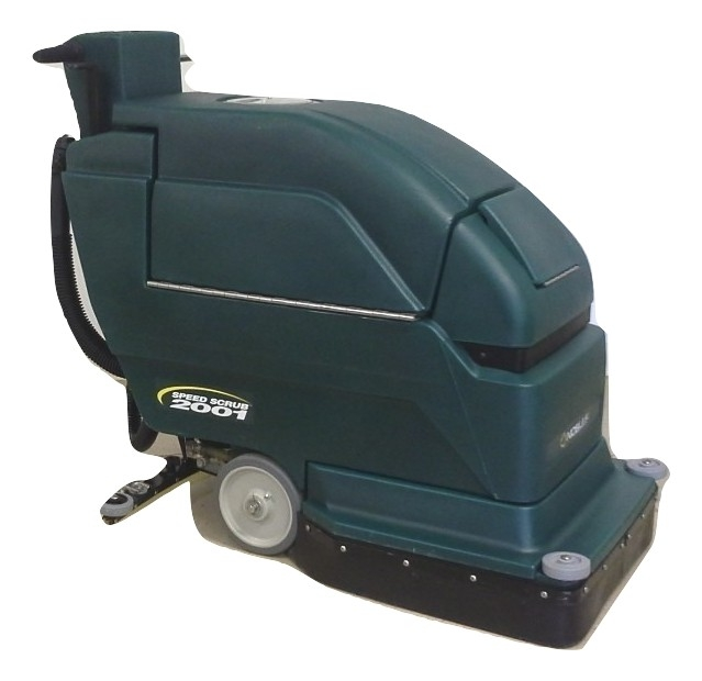 Nobles Speed Scrub 2001 20 Inch Disk Floor Scrubber