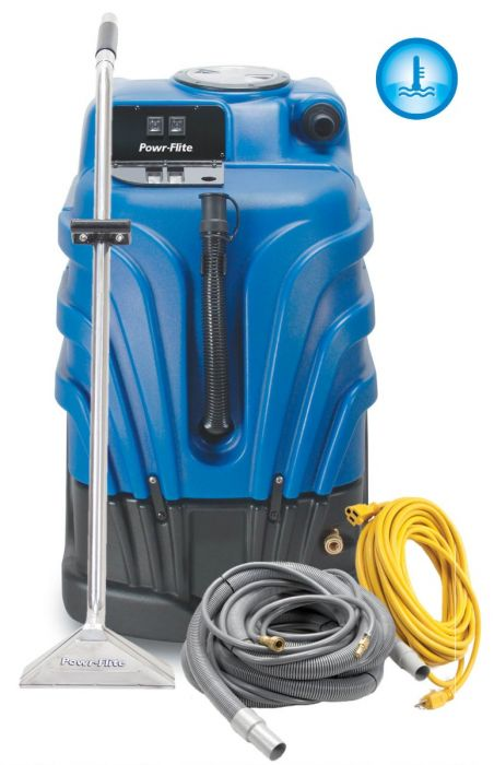 Powr-Flite 10 Gallon Extractor 100 PSI With Wand