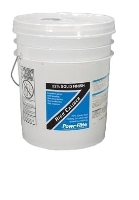 Powr-Flite Floor Finish - High Calibur 5 gallon