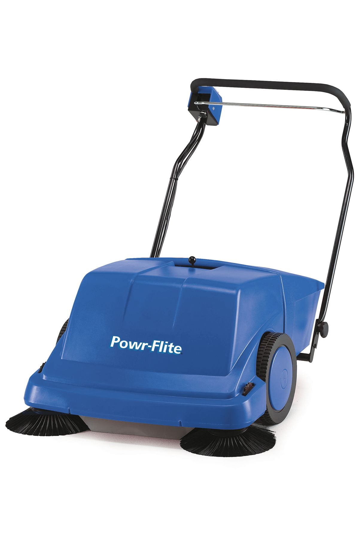 Powr-Flite 36 Inch Battery Powered Self Propelled Sweeper