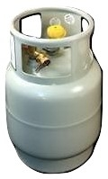 LP Propane Tank for Floor Buffer