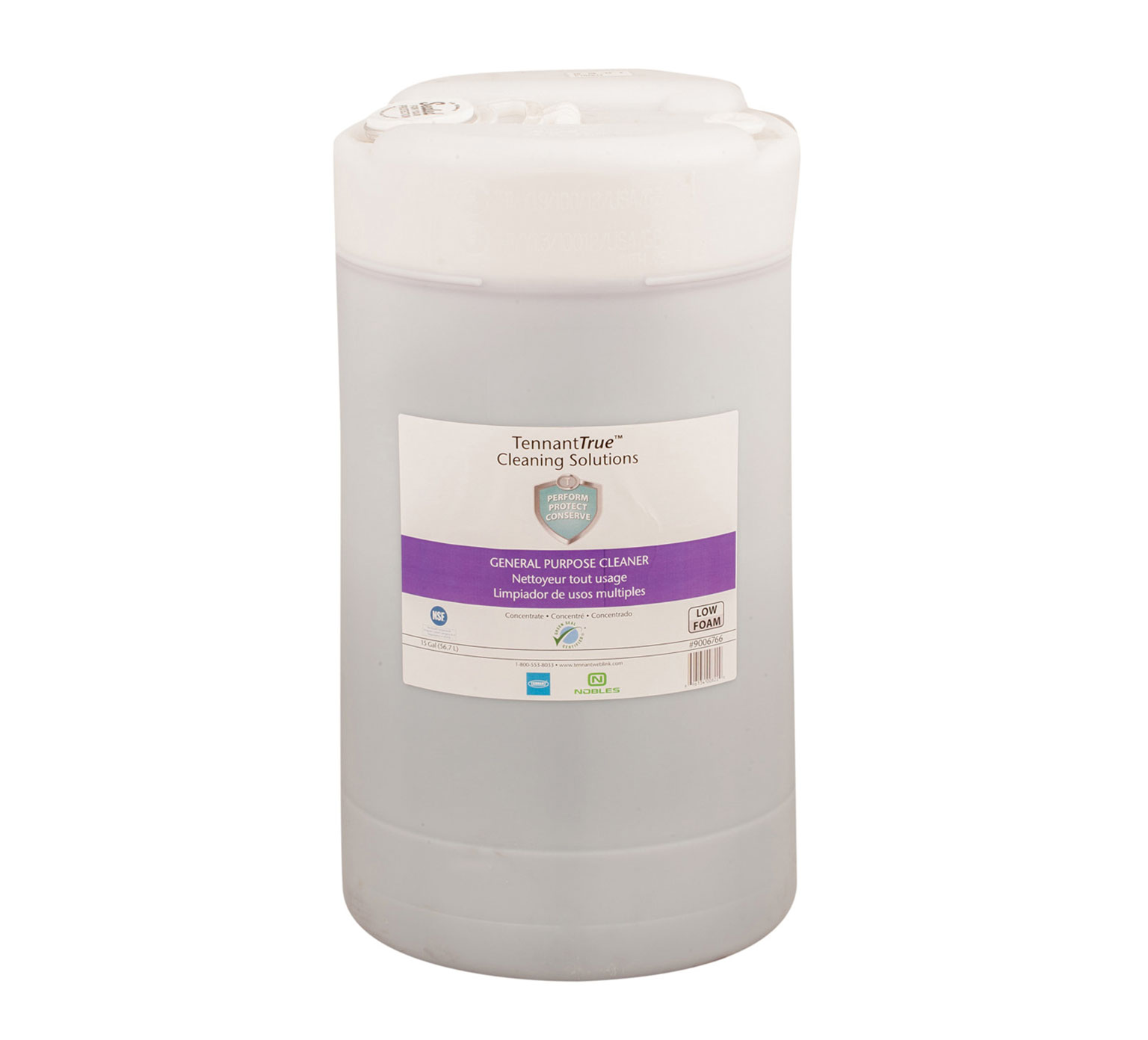 Tennant Purple Neutral Purpose Cleaner 15 Gallon