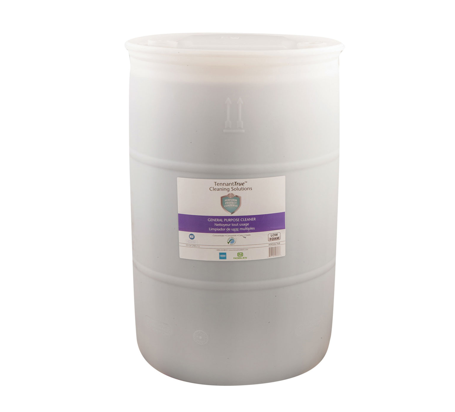 Tennant Purple Neutral Purpose Cleaner 55 Gallon