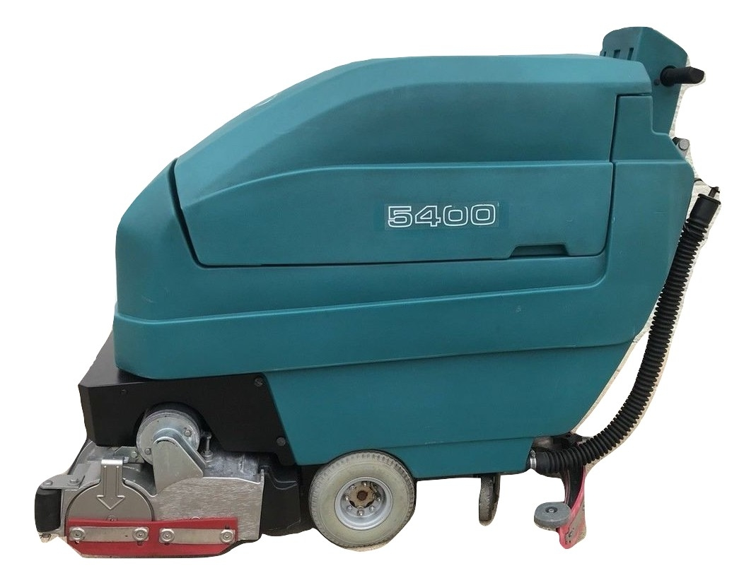 Tennant 5400 Floor Scrubber 24 Inch Cylindrical