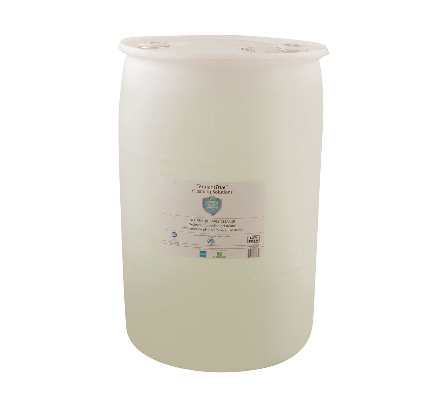 Tennant Clear Neutral pH Daily Cleaner 55 Gallon 9006762