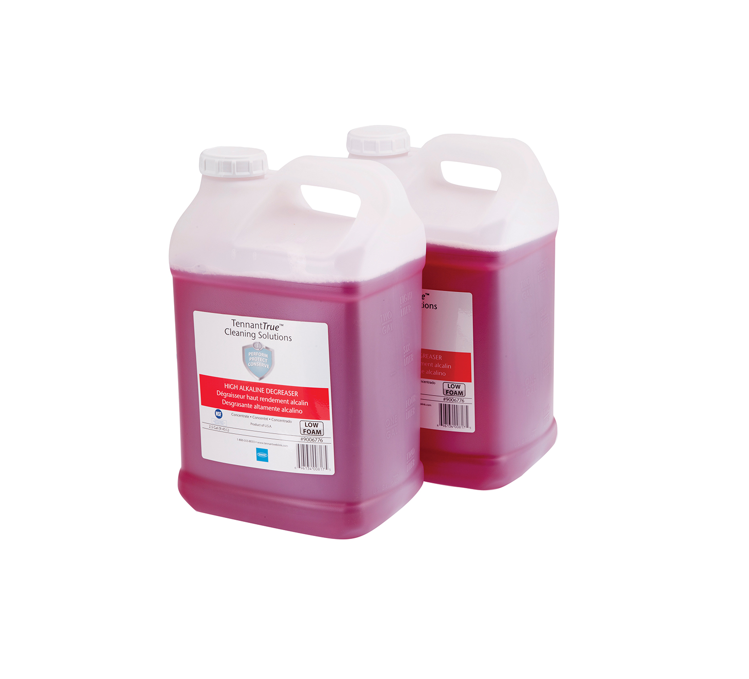 Tennant Red High Alkaline Degreaser 5 Gallon