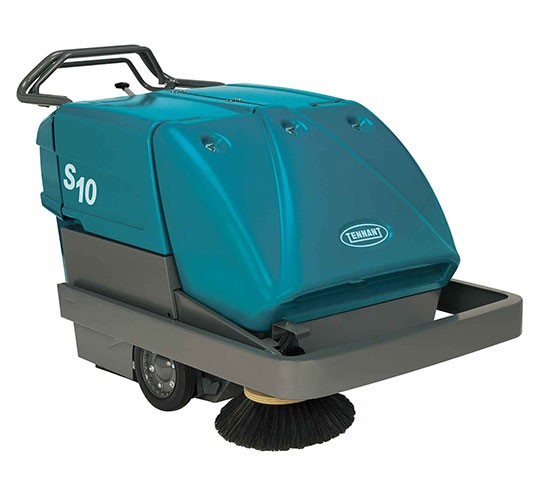 Tennant S10 Walk Behind Floor Sweeper