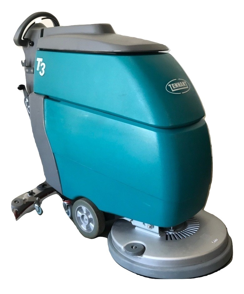 Tennant T3 DEMO 20 Inch Floor Scrubber Pad Driven