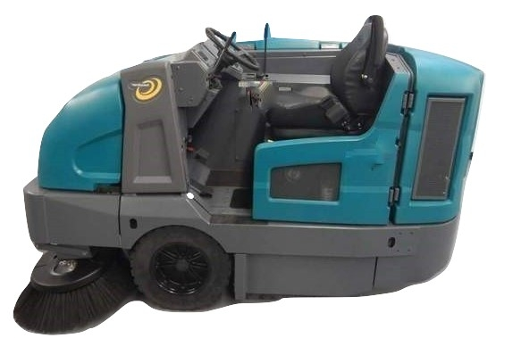 Tennant S30 Propane LP Floor Rider Sweeper