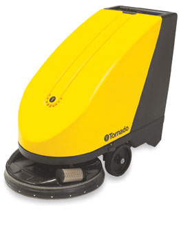 Tornado 2500 B Clean Air Battery Burnisher