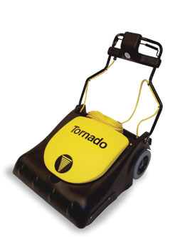 Tornado 30 Inch Wide Area Floor Vacuum Corded