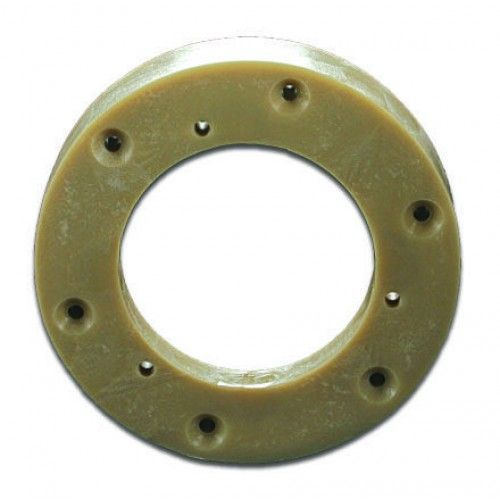 Malish 6 3/4'' with 4'' or 5'' Center Hole and 1 1/2'' Thick Riser