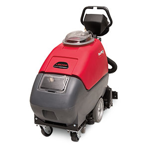 Betco FiberPro 20 Gallon Walk Behind Carpet Extractor