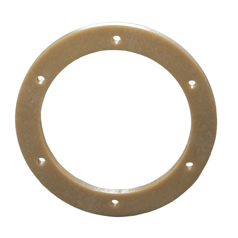 Malish Spacer Plate with 5'' Center Hole and 3/8'' Thick Riser