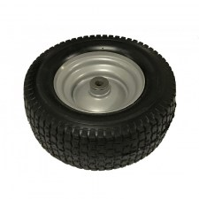 6 inch Steel Rim Wheel and Tire Assembly