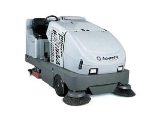 ADVANCE CAPTOR 5400 PROPRANE SWEEPER SCRUBBER