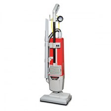 Betco PowerUp 14 dual motor upright vacuum with hepa filter