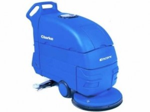 Clarke Encore L20 Traction Drive Floor Scrubber