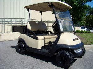 Club Car Precedent Utility Bed For Sale Commercial Golf Cart 01
