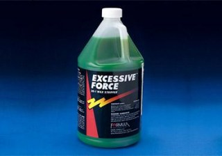 Excessive Force Floor Wax Polish Stripper Concentrate