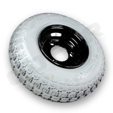 Floor Scrubber Drive Wheel Replacement