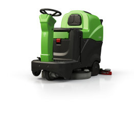 IPC Eagle CT80 Heavy Duty Compact Rider Scrubber 24 Inch