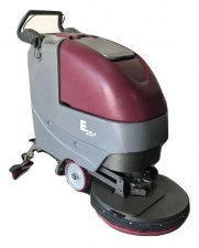 Minuteman E20 20 Inch Disk Walk Behind Battery Operated Floor Scrubber
