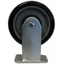 Nilfisk 5 inch Wheel with Bracket Urethane