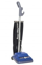 POWR-FLITE 12 INCH COMMERCIAL UPRIGHT VACUUM - SHAKE OUT BAG 01