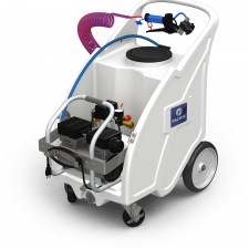 Pacific AM-15 15 gallon air assist misting machine virus killer