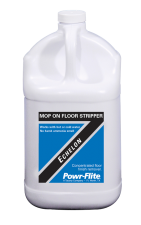 Powr-Flite 4 Gallon Echelon Mop On Floor Stripper