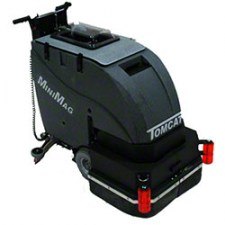 TOMCAT MINI MAG 26 INCH TRACTION DRIVE FLOOR SCRUBBER