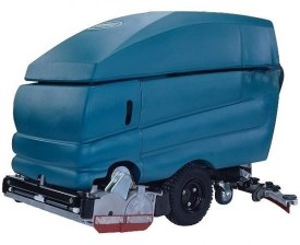 Tennant 5700 Cylindrical Walk Behind Floor Scrubber_burned7