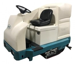 Tennant 7200 Ride On Riding Floor Scrubber 01 (3)5